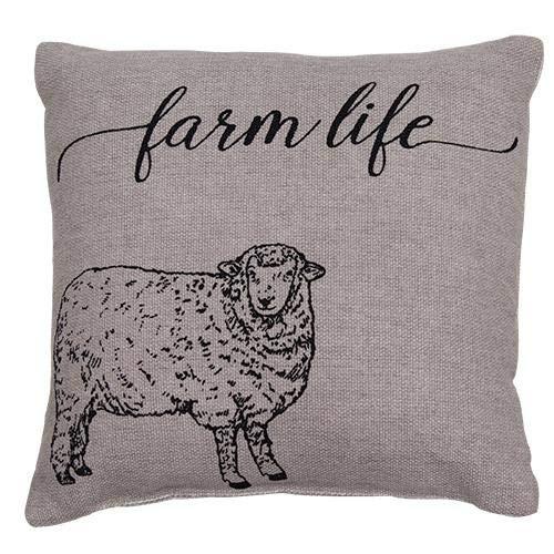 Amazon.com: Country Crafts G12906 - Almohada para la vida de ...
