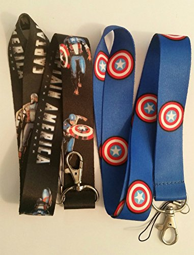 captain america keychain holder - 3