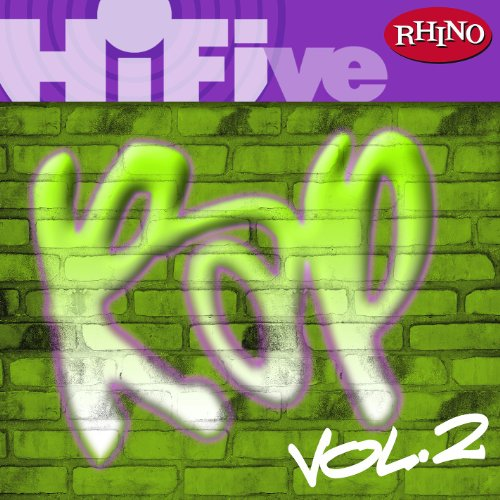 Rhino Hi-Five: Rap [Vol 2] [Ex...