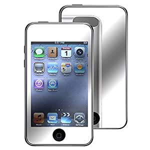 Durable Mirror Reusable LCD Screen Protector for Apple Ipod Touch Itouch 8GB 16GB 32GB 2G 2nd Generation