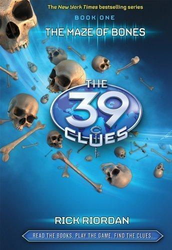 the 39 clues the maze of bones - 9