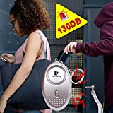 Sinotech Personal Security Alarm 130DB SOS Emergency Personal Alarm Keychain for Women, Children, Elderly, Superior with Explorer Self Defense Electronic Device (Multi-Color)
