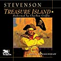 Treasure Island Audiobook by Robert Louis Stevenson Narrated by Charlton Griffin