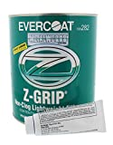 Evercoat 282 Z-Grip Non-Clog Lightweight Filler - Gallon (Blue cream hardener included)