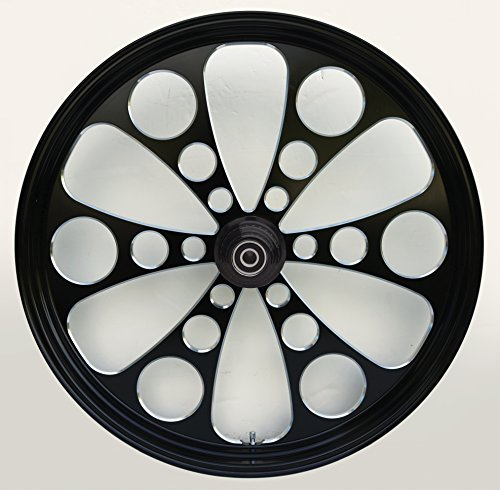 Ultima¨ Black Kool Kat¨ Aluminum Front Wheel, 23