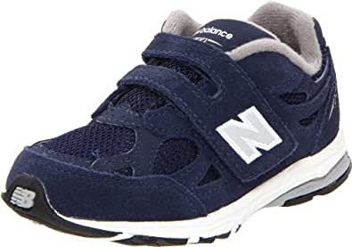 New Balance KV990 Hook and Loop Running Shoe (Infant/Toddler)