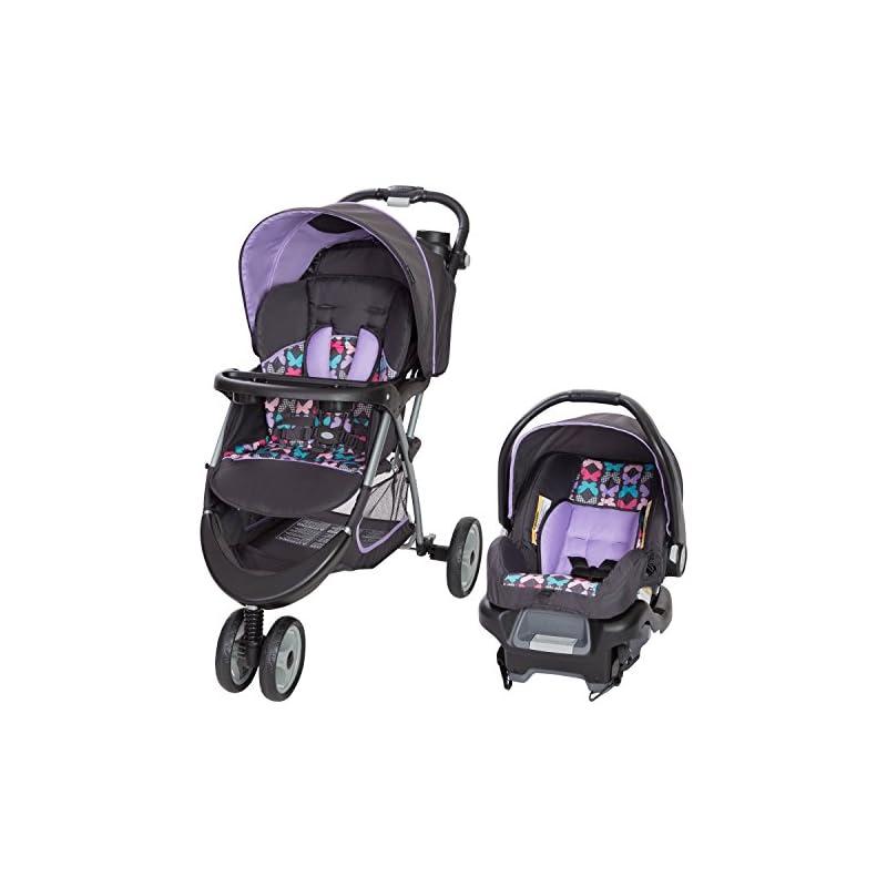 Baby Trend EZ Ride 35 Travel System, Sop