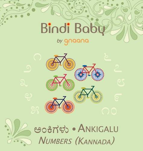 Read Online Bindi Baby Numbers (Kannada): A Counting Book for Kannada Kids (Kannada Edition) PDF