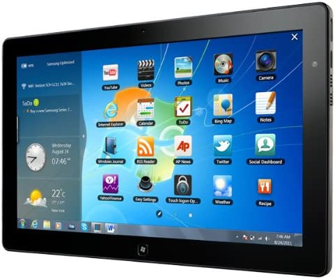 Samsung Slate PC 7 XE700T1A 128GB Negro - Tablet (Tableta de ...