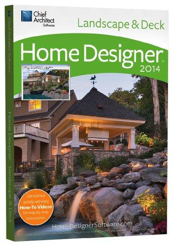 Deck Architect Chief (Home Designer Landscape and Decks 2014)