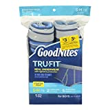 Health & Personal Care : Goodnights Tru Fit Real Underwear with Nighttime Protection for Boys(38-65lb) by GoodNites