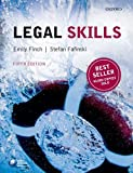 Legal Skills, Finch, Emily and Fafinski, Stefan, 0198718845