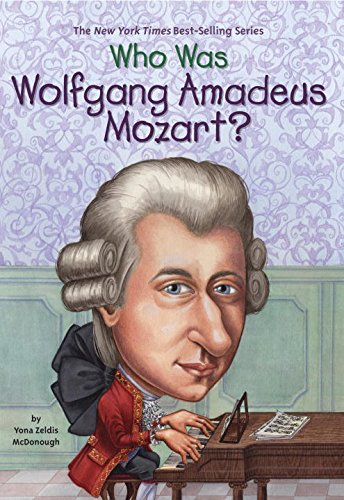 Image result for who was Wolfgang amadeus Mozart book