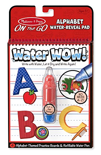 Melissa & Doug Water Wow Activity Book