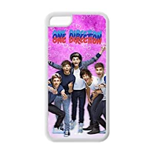 Customize One Direction Zayn Malik Liam Payn Niall Horan Louis Tomlinson Harry Styles Case for iphone5C JN5C-1461