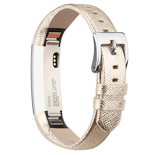 Fitbit Bands Genuine Leather Replacement