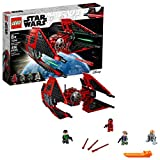 LEGO Star Wars Resistance Major Vonreg's TIE Fighter 75240 Building Kit (496 Piece)
