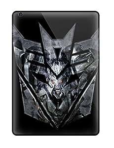 Fashion Tpu Case For Ipad Air- Megatron Defender Case Cover wangjiang maoyi by lolosakes