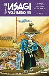 Usagi Yojimbo Saga Volume 7