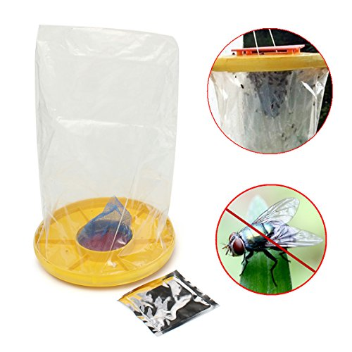 kitchen-house-pest-red-drosophila-fruit-fly-trap-top-catcher-ultimate-catcher-insect-bug-killer-cage