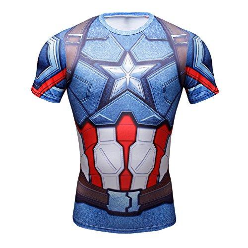 3D Av (Superhero Costume T Shirts)