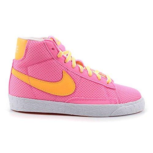Nike - Zapatillas para niño pink glow-atomic mango-white