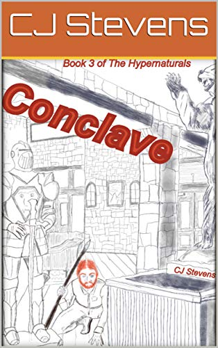 Conclave: Book 3 of The Hypernaturals