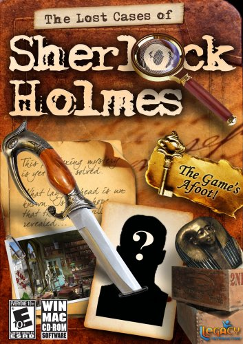 Lost Cases Sherlock Holmes PC product image
