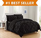 Luxury Best, Softest, Coziest 8-PIECE Bed-in-a-Bag Comforter Set on Amazon!...