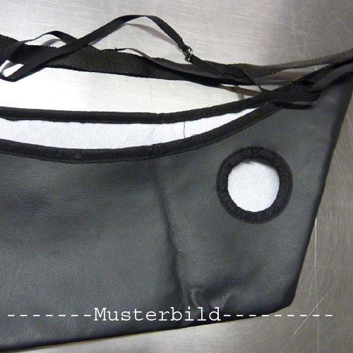 Bonnet Bra SE Arosa Facelift 00-04 Bla