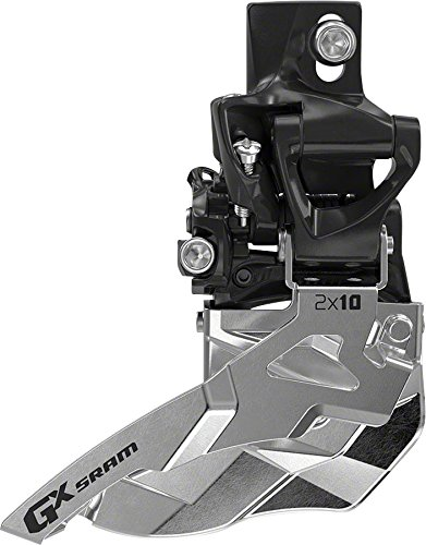 Aosiyp 1 Pair Triple 3X7//8//9 Stable Speed Bicycle Gear Direct Mount Shift Derailleur Firm Metal Left//Right Shifter Moutain Biking Parts Accessories