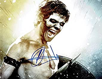JACK O'CONNELL - 300: Rise of an Empire AUTOGRAPH Signed ...