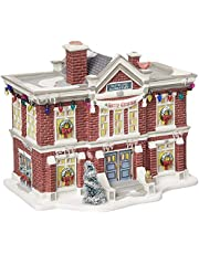 Department 56 Christmas Story Village Clevland Elementary School