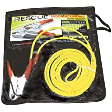 Quick Cable 602270 RESCUE 4 Gauge 20' 400 Amp Booster Cable