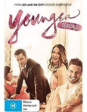 Younger: Season 5 (DVD)