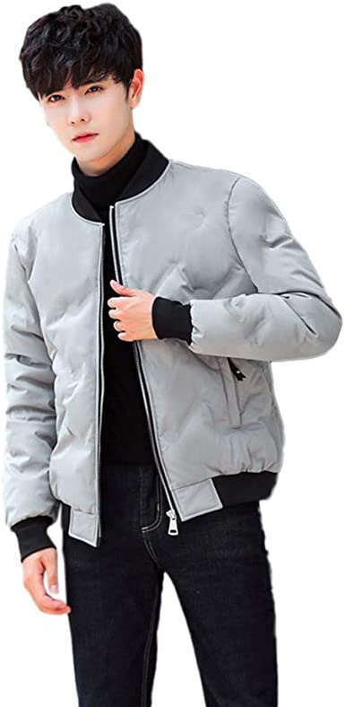 : Safety Winter Jackets for Men. Mens Autumn