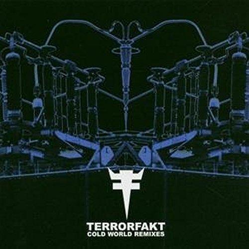 CD : Terrorfakt - Cold World Remixes (CD)