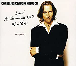 Live! At Steinway Hall/New York
