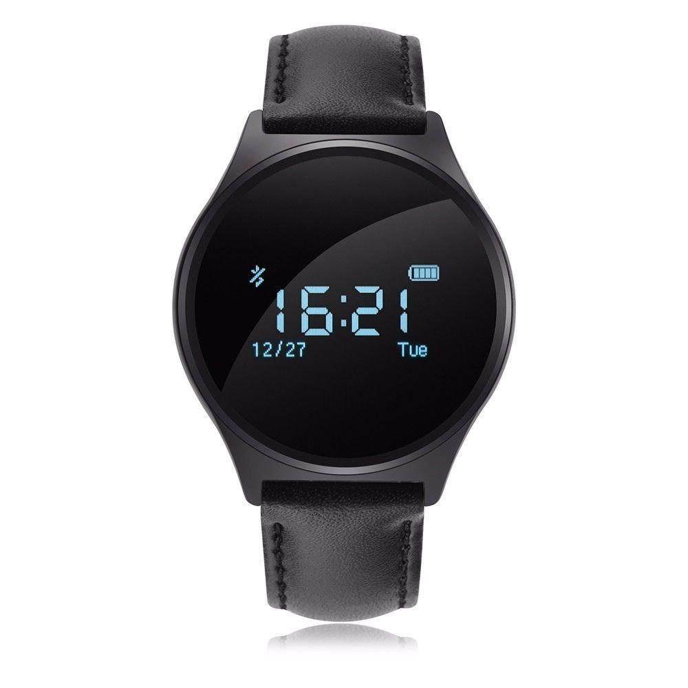 JINSHENG Presión Sanguínea Bluetooth Smart Reloj de Pulsera ...