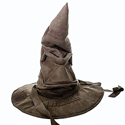 NECA Harry Potter Talking Sorting Hat Plush: Toys & Games