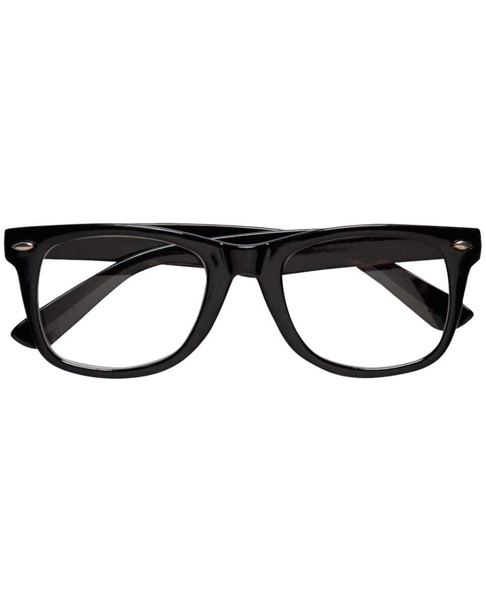 Kostüm-Brille ohne Gläser für Nerd-Verkleidung B07BHPXMS1 Masken für Erwachsene Berühmter Laden |