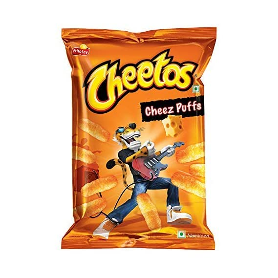 Cheetos Cheez Puffs, 32g