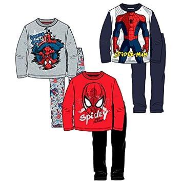 Pijama Spiderman Marvel Spidey surtido
