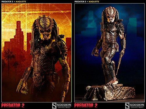 Sideshow Predator 2 City Hunter Predator Maquette 1:4 Scale Statue
