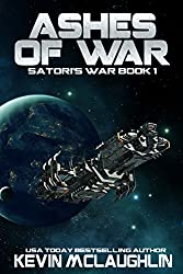 Ashes of War (Satori's War Book 1)