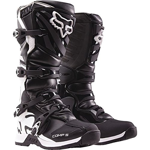 Fox Racing 2019 Youth Comp 5 Boots (4) (BOYS)