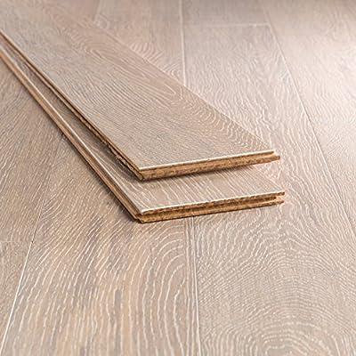 Bamboo Flooring Hewn Fog Strand