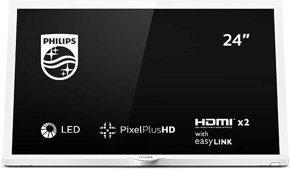 Philips 24PHS4354/12 Televisor 24 pulgadas, 60 cm, LED TV (Pixel ...