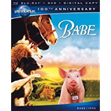 Babe (Blu-ray + DVD + Digital Copy) (1995)