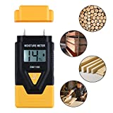 Katie Digital Wood Moisture Meter With LCD Display Use for Firewood Carpet Furniture Floor